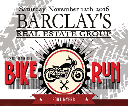 Barclay's Real Estate Group 2nd Annual Bike Run